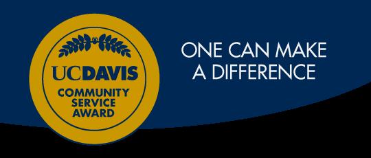 CSRC Community Service Awards logo